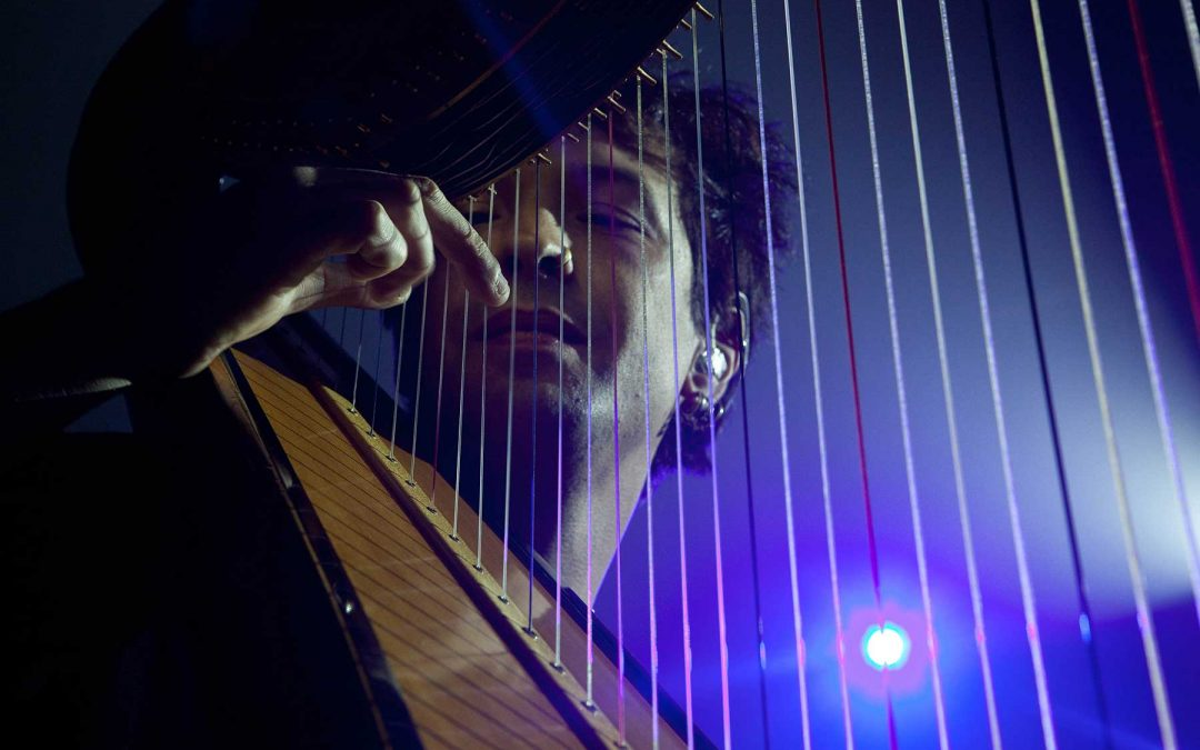 Tom – Our Harpist