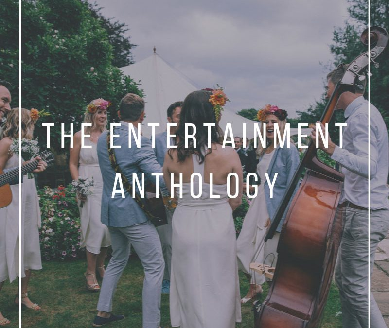 FREE ultimate guide to your Wedding Entertainment