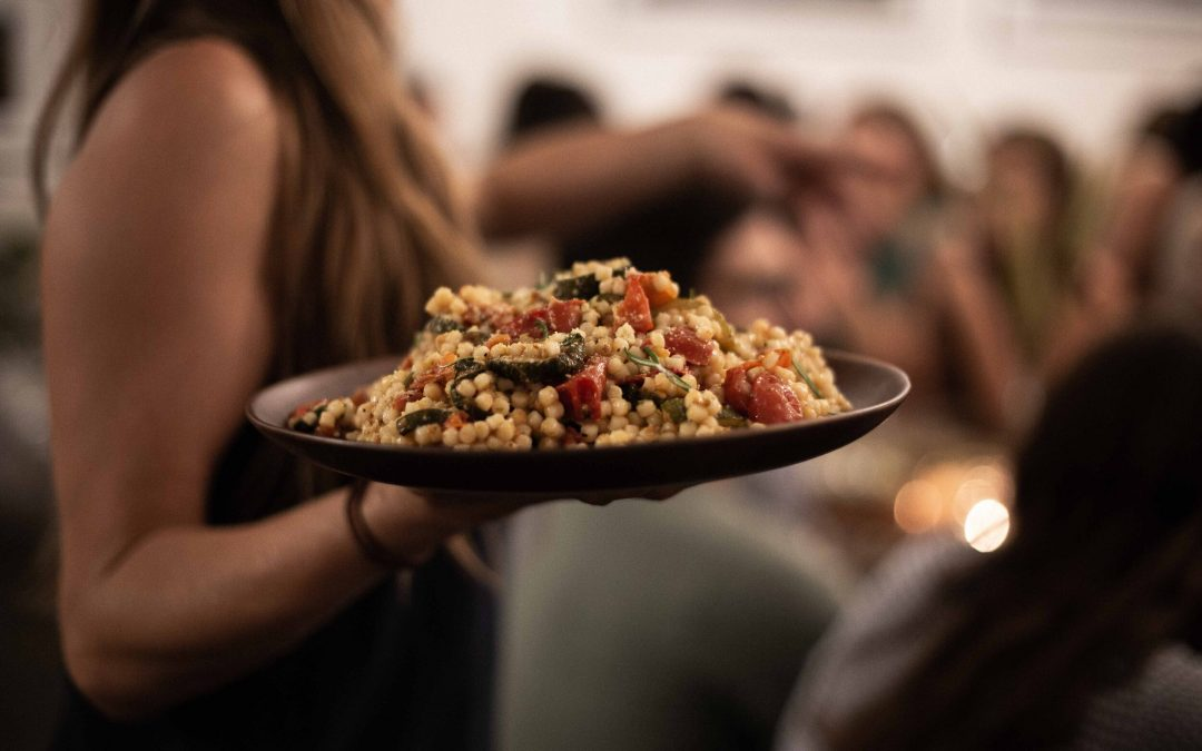 Virtual Cooking Workshop & Supper Club